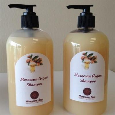 Hammam Spa Argan Shampoo