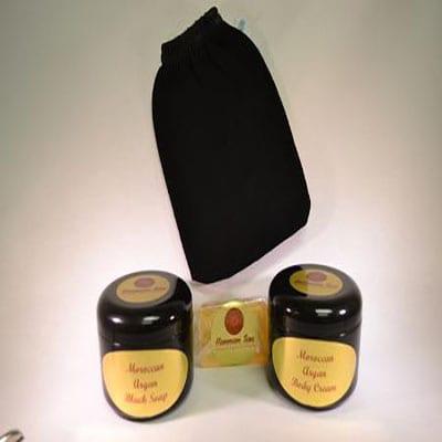 Hammam Spa Beauty Kit