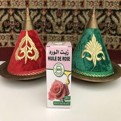 Hammam Spa Rose Oil