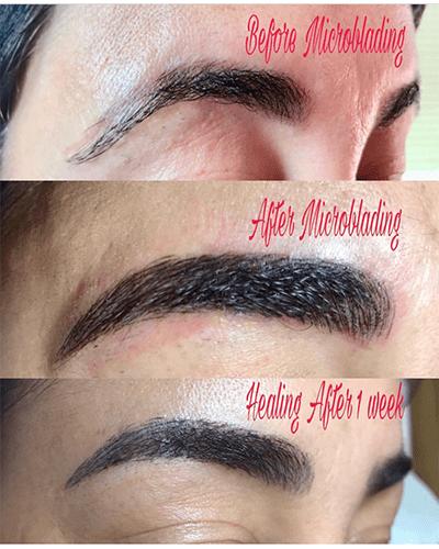 Microblading Eyebrows In Houston Tx The Hammam Spa Llc